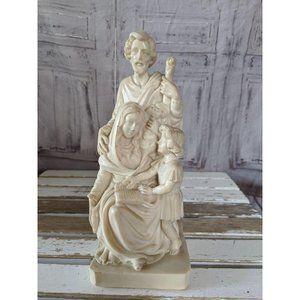 Roman alabaster religious figurine L toni